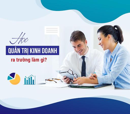 Giới thiệu về Ngành Quản trị Kinh doanh