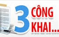 Cong khai co so vat chat amp CBGV nam 2015